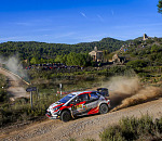 Tänak takes historic WRC title for Toyota Gazoo Racing