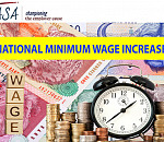 National minimum wage set to increase: input required