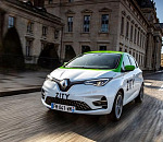 Groupe Renault and Ferrovial launch ZITY in Paris, the electric carsharing service as flexible as you are