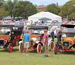 Visitors from around the world attend the 24th George Old Car Show