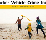 Decrease in vehicle crime during December