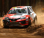 Full house of rally victories for TGRSA's Botterill and Vacy-Lyle