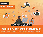 Skills development during COVID-19 and a constrained economic climate