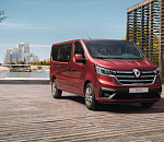The new Renault Trafic Combi and Renault Spaceclass: a new experience even more enjoyable